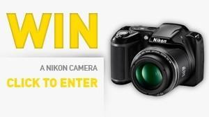 Win a Nikon Coolpix Camera video