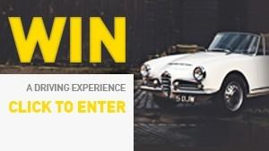 Win a Fantastic Driving Experience video