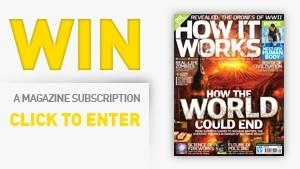Win a year's subscription to How It Works video