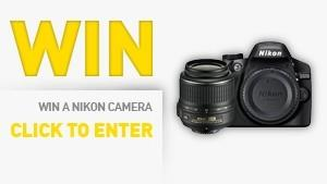 Win a Nikon Camera video
