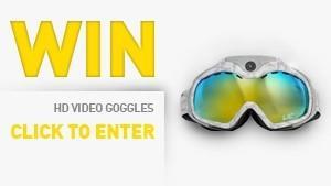 Win Liquid Image Video Camera Snow Goggles video