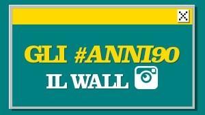 Costruiamo il wall di Nat Geo, insieme Gli #anni90