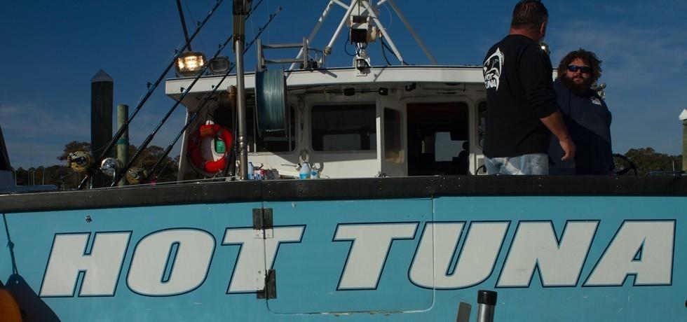 דייגי הטונה: צפון ודרום - הטונה הגדולה