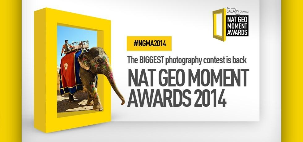 Nat Geo Moment Awards