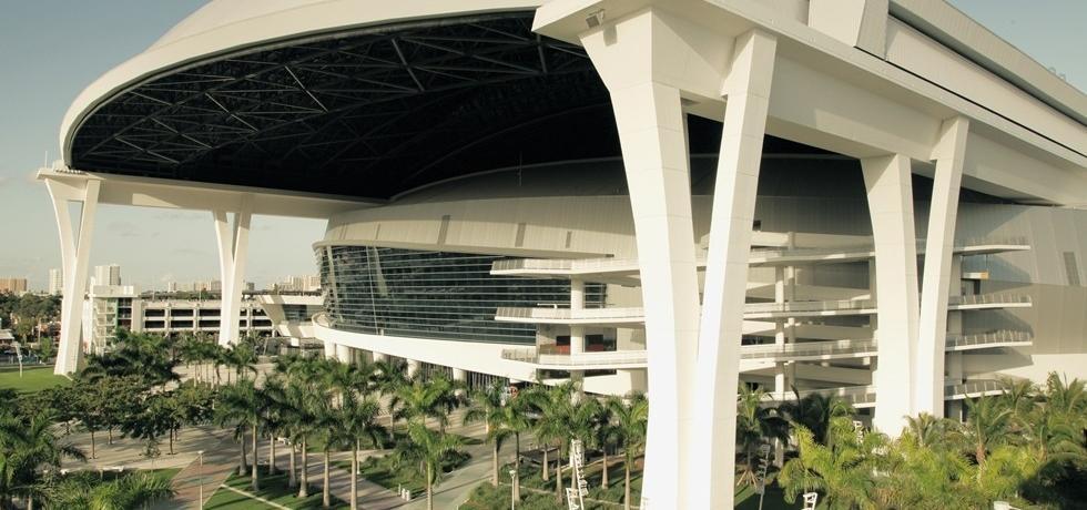 בנייה מנצחת: מגרש בייסבול