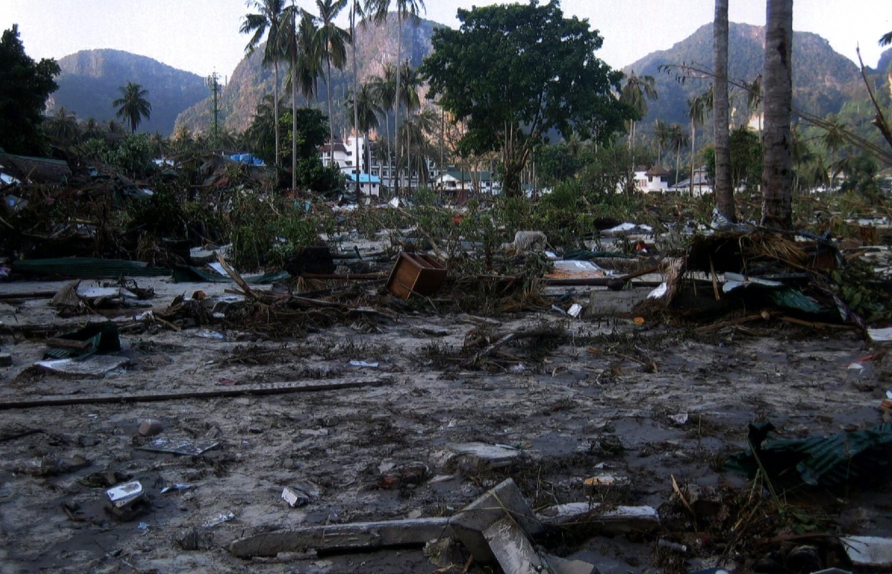 The Tsunami: 10 Years On