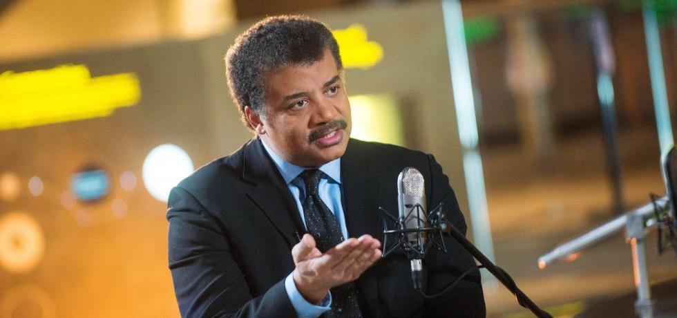 Late Night With Neil deGrasse Tyson
