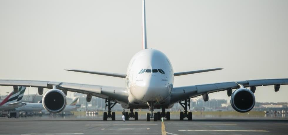 שדה התעופה של דובאי