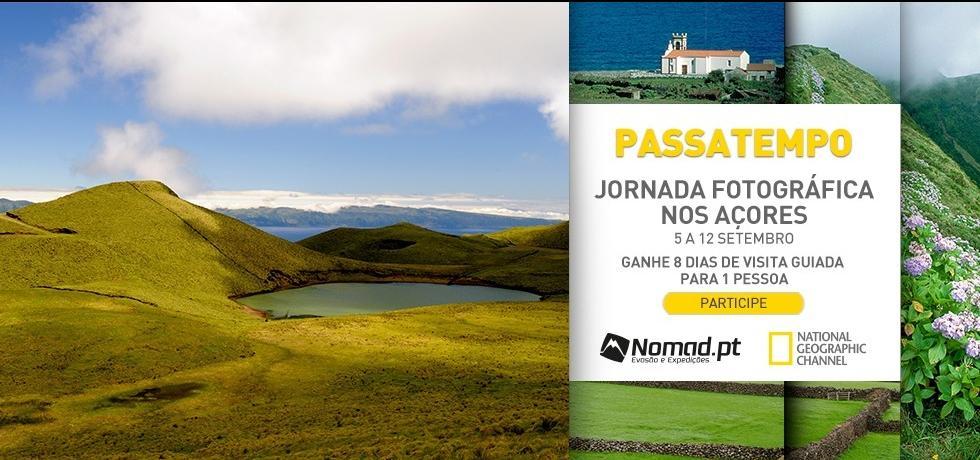 Passatempo Açores com NOMAD