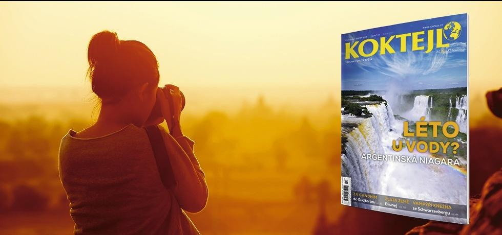 Jaký časopis byste si vzali na cestu kolem světa?