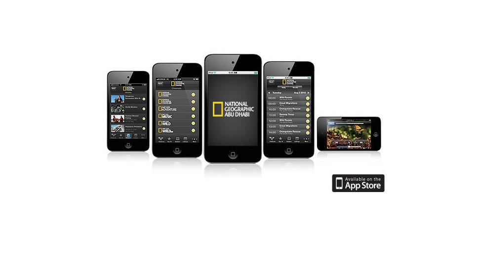 DOWNLOAD THE NAT GEO TV APP