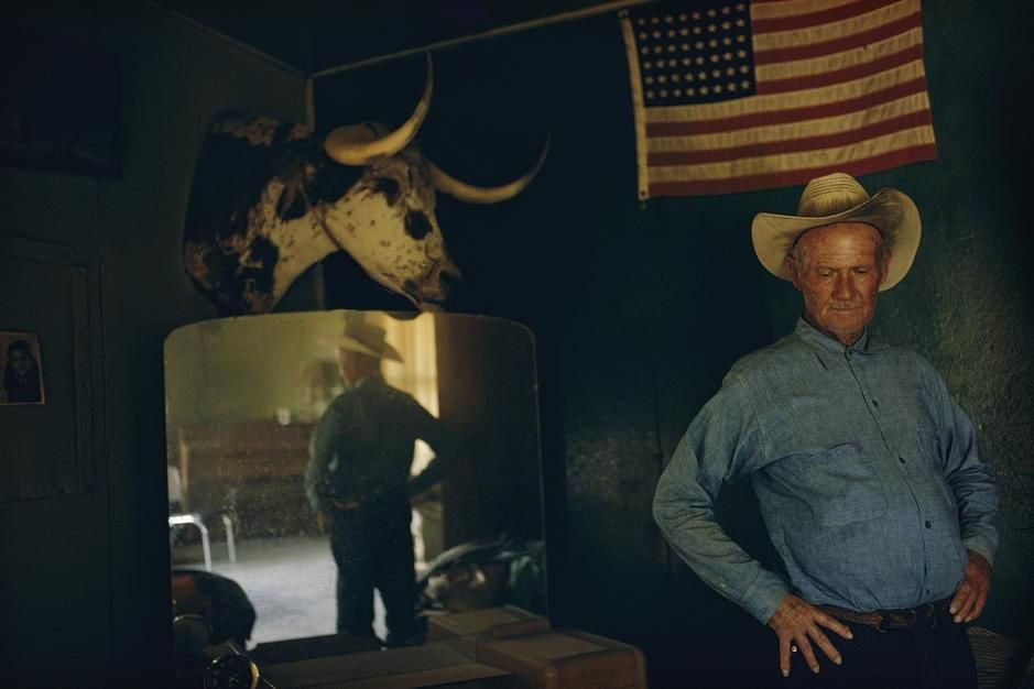 Disappearing rangeland is threatening this cowboy's way of life in the Sonoran Desert, Arizona. USA. [Photo of the day - July 2011]