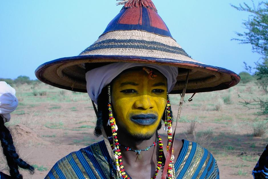 Wodaabe. This image is from Tribal Odyssey. [Foto del día - marzo 2013]
