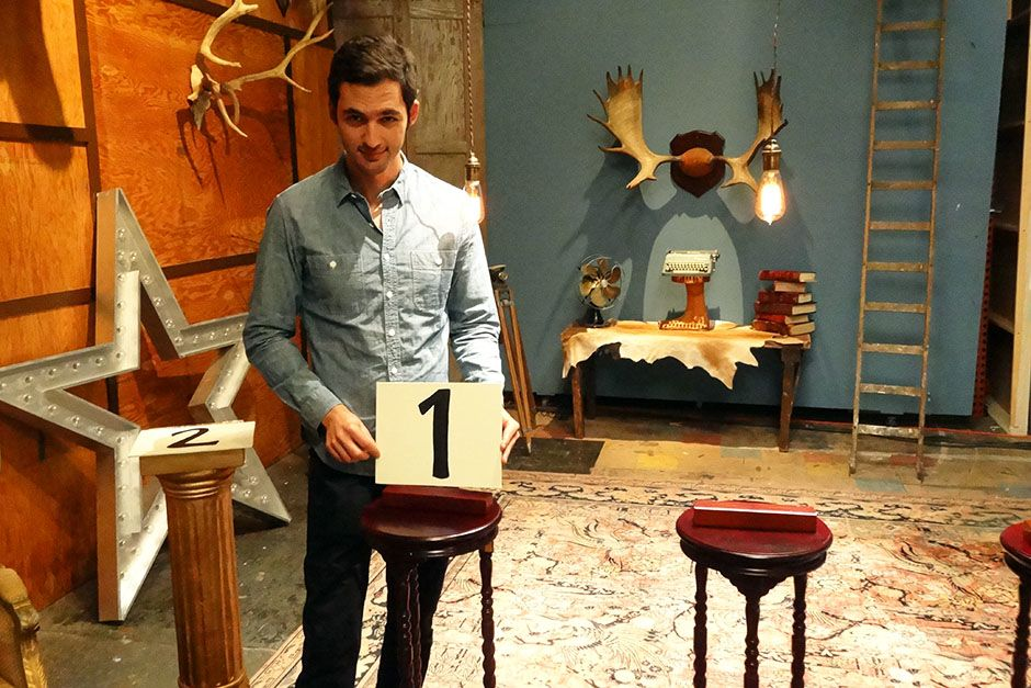 Brooklyn, New York, USA: Host Jason Silva reveals how to pair each light bulb with its... [Photo of the day - 二月 2014]