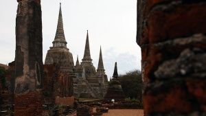 Ayutthaya, Thailand: The three main s... [Photo of the day -  4 MARCH 2014]