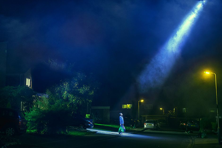 """A recreation from the episode """"Alien Invasion"""". This image is from The Happenings. [Photo of the day - July 2014]"""