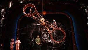 Las Vegas, Nev: Cirque du Soleil's Za... [Photo of the day - 27 MARCH 2015]