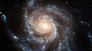 The Pin Wheel Galaxy. This image is f... [Photo of the day - 18 آوریل 2015]