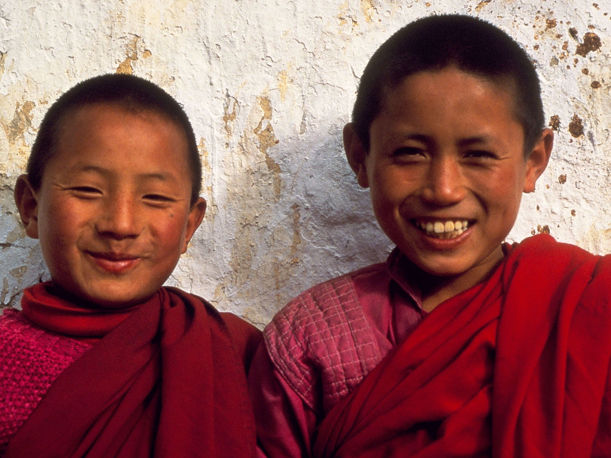 Bhutan: There is a place where nature and religion have combined to turn a tiny Buddhist kingdom... [Photo of the day - August 2015]