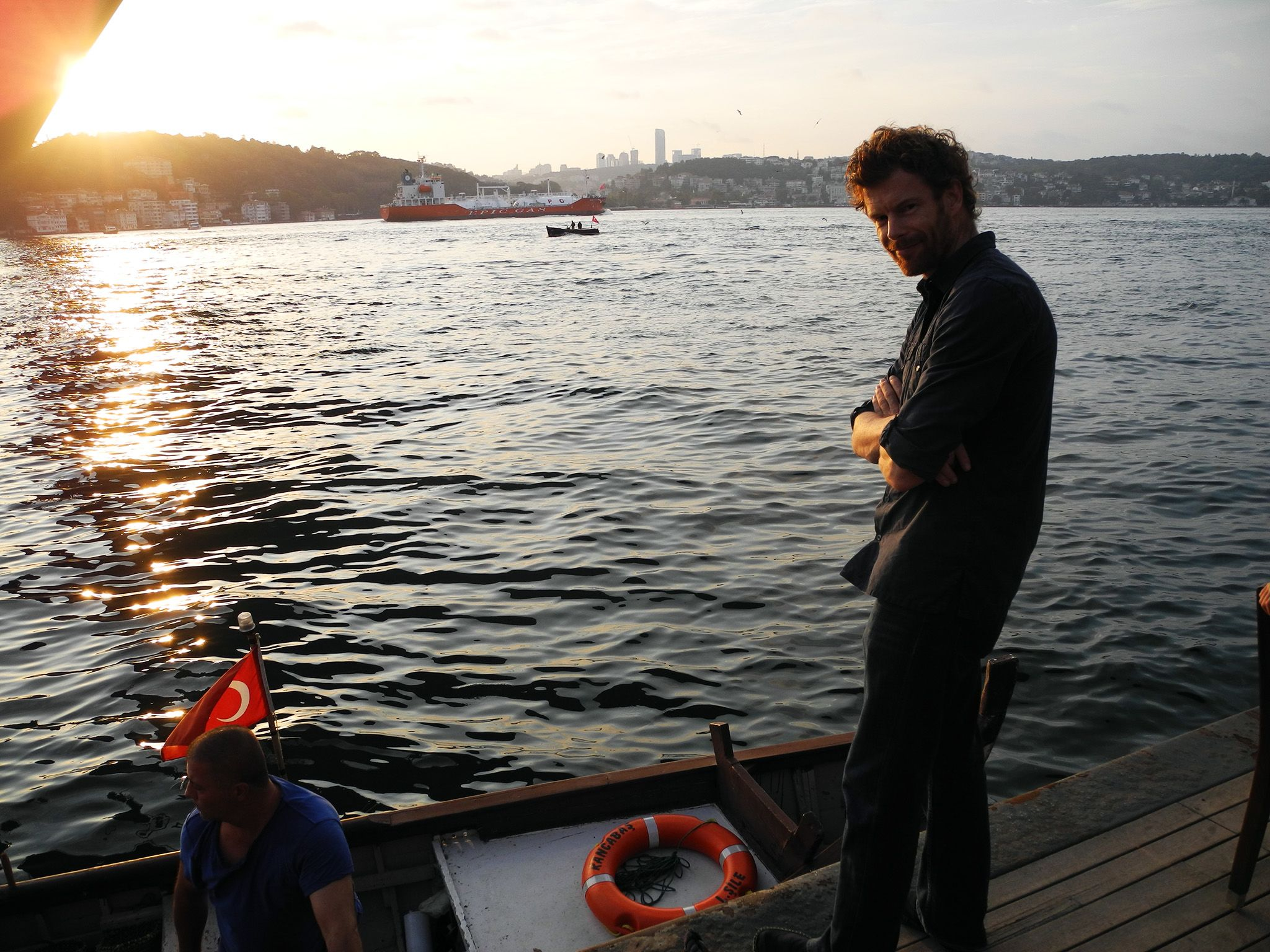 In this episode, Tom is on exploration for Istanbul's essential food element – Water.... [Photo of the day - October 2015]