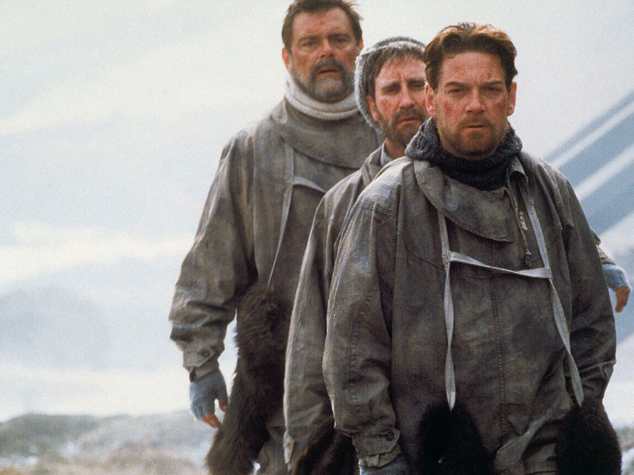 Kenneth Branagh stars as Sir Ernest Shackleton in this epic two-part drama about the legendary... [Photo of the day - 十二月 2015]