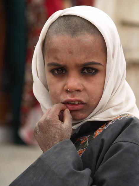 Portrait in Afghanistan. [Photo of the day - June 2011]