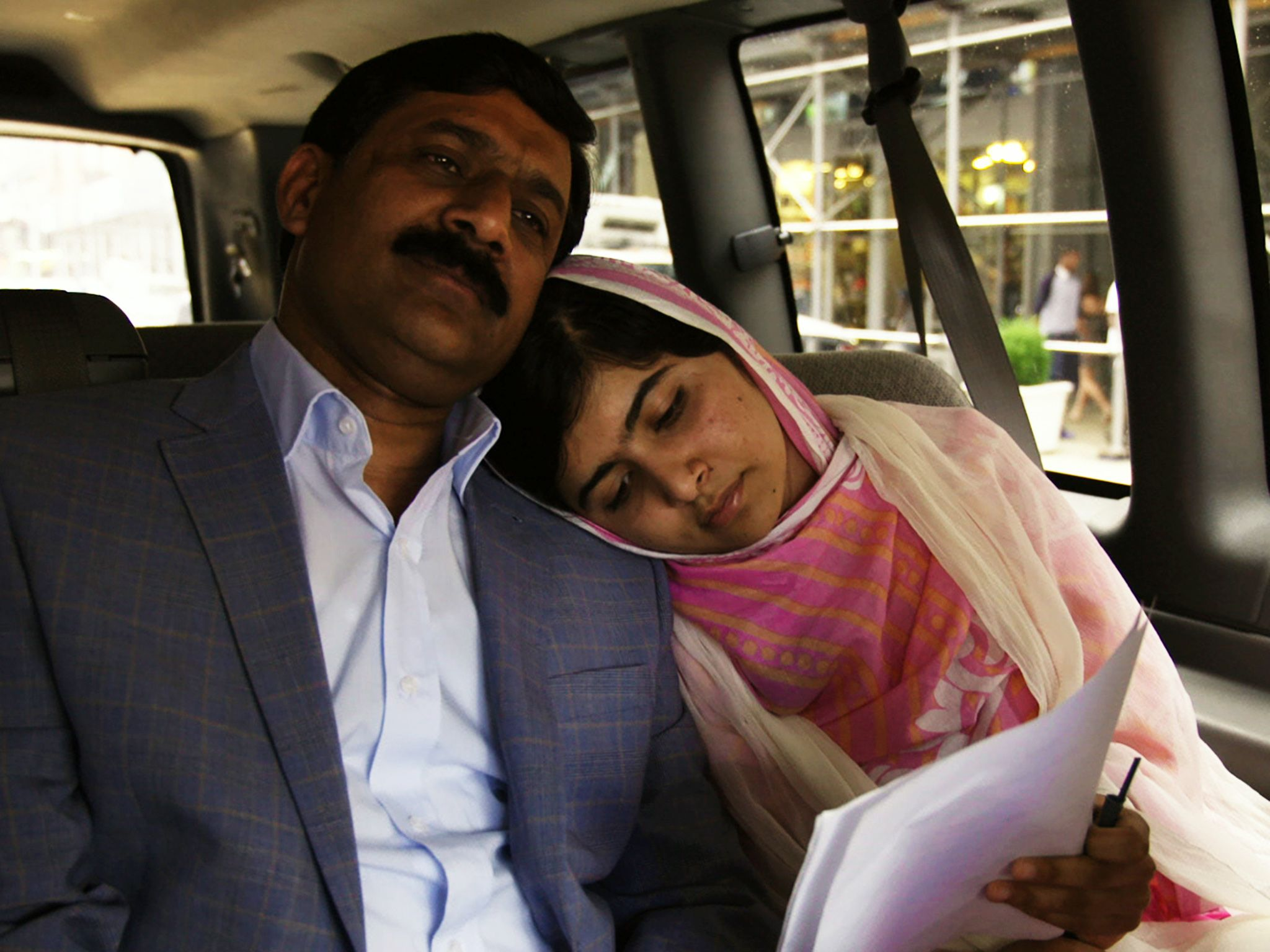 Malala Yousafzai. This image is from He Named Me Malala. [Photo of the day - 三月 2016]