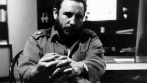 Fidel Castro in Havanna im Jahr... [Top-Fotos - 28. JUNI 2016]