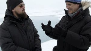 In the Arctic: Leonardo Interview... [Dagens foto -  1 OKTOBER 2016]