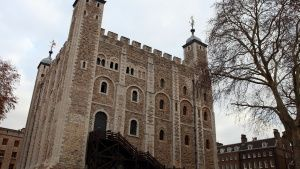 Tower of London, the White Tower.... [Photo of the day - 26 OCTOBER 2016]