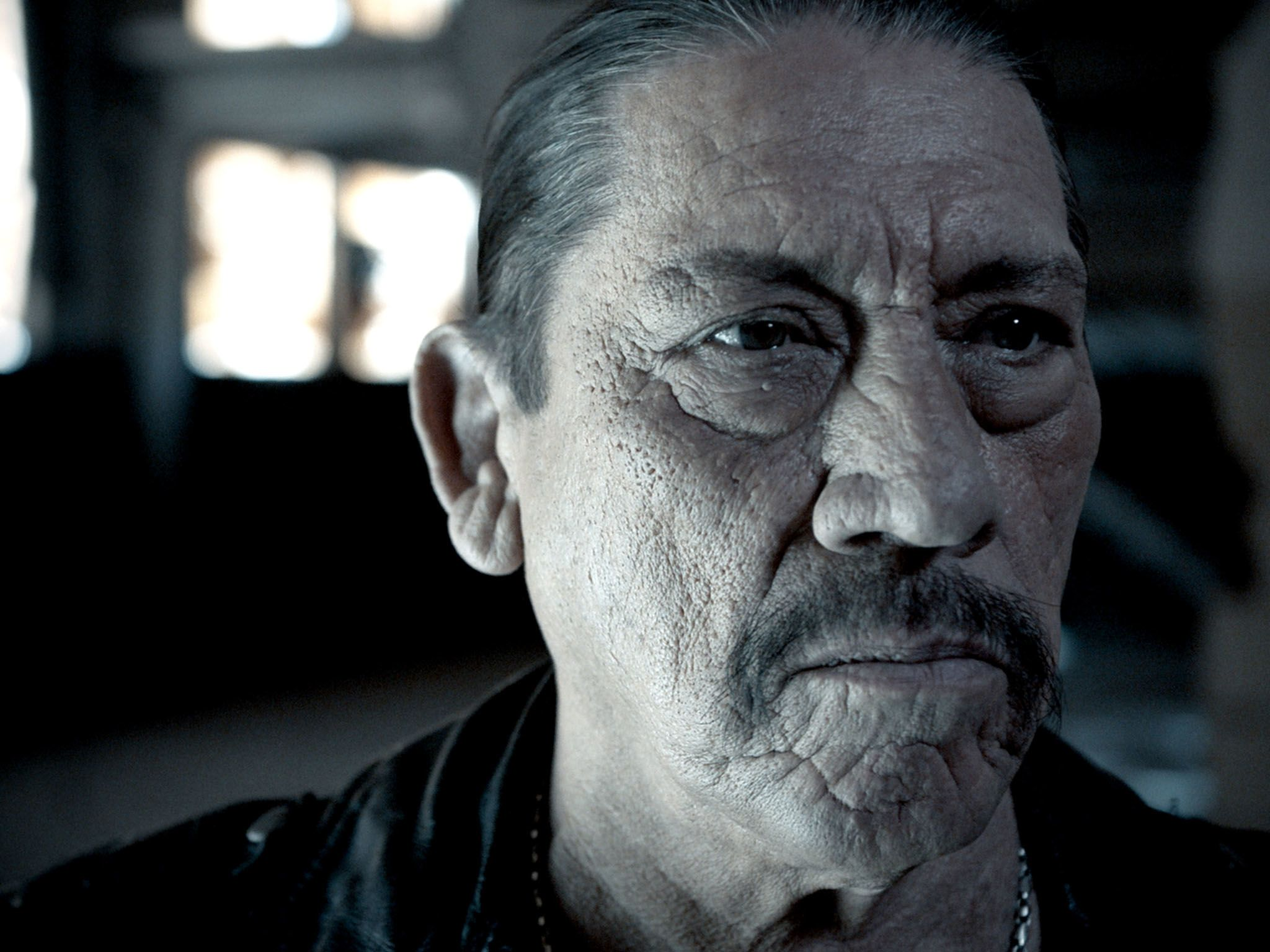 Dramatization:  Host Danny Trejo. This image is from Map of Hell. [Photo of the day - مارس 2017]