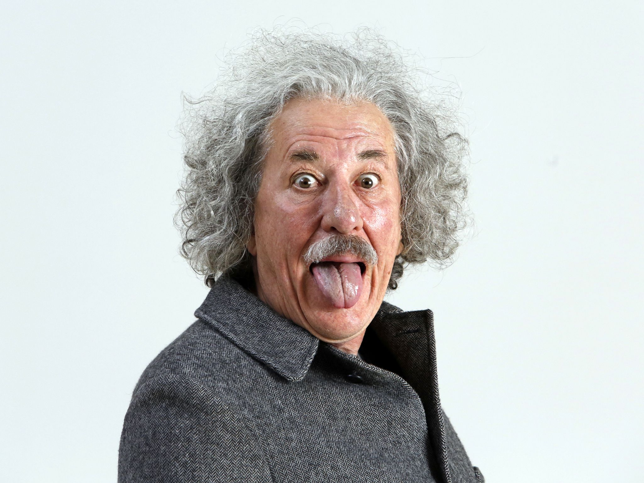 Czech Republic: Geoffrey Rush stars as Albert Einstein in National Geographic's Genius. [Photo of the day - 五月 2017]