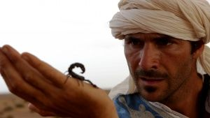 Morocco: Hazen holds a poisonous... [Photo of the day - MAY 21, 2017]