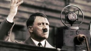 Germany, 1932: Hitler during his... [Photo of the day - 27 五月 2017]