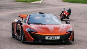 Leicester, UK: P1 and  Bike on the... [Photo of the day - 28 MAY 2017]