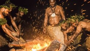 Suva, Fiji: Beqa Fire Walkers... [Photo of the day - 27 JULY 2017]