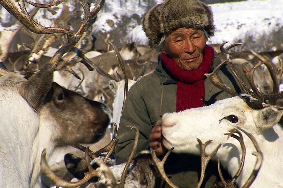 SCREEN GRAB: SIBERIA, RUSSIA - The people of Jakutsk are one of the many ethnic minorities in Rus... [Photo of the day - marts 2012]