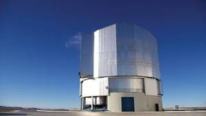 Velikanski teleskop Fotografija