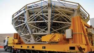 Džinovski teleskop fotografija
