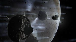 Nebulosor och kometer foto