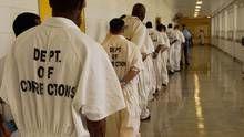 Georgia's maximum security prisons. show