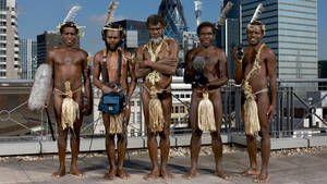 Seznamte se s domorodci ve Velké Británii fotografie