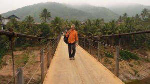 Laos fotografia