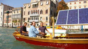 Electric Water Taxi photo