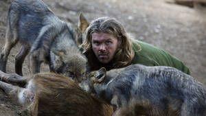 Der Wolfsmensch Foto