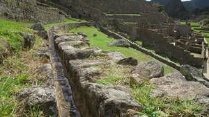 Machu Picchu fot