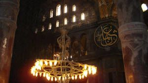 Hagia Sofia fotografie