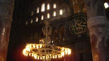 Hagia Sophia show
