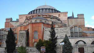 Hagia Sophia fotó