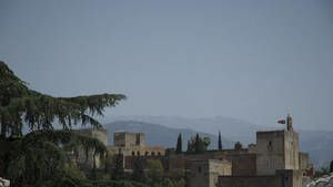 The Alhambra photo